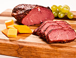 Smoked & Peppered   Beef Petite Chuck